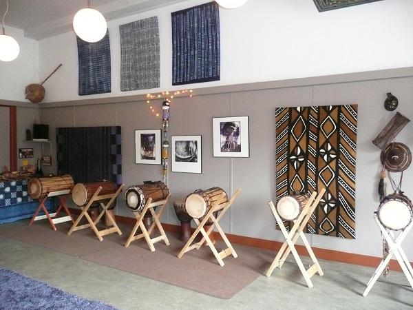 afrikaanse djembe dans